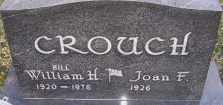 CROUCH, WILLIAM - Franklin County, Ohio | WILLIAM CROUCH - Ohio Gravestone Photos