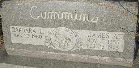 CUMMINS, JAMES A - Franklin County, Ohio | JAMES A CUMMINS - Ohio Gravestone Photos