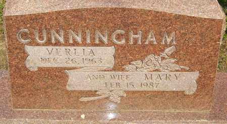 CUNNINGHAM, MARY - Franklin County, Ohio   MARY CUNNINGHAM - Ohio Gravestone Photos