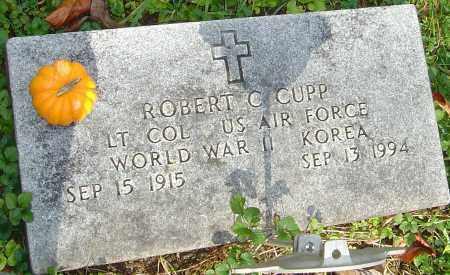 CUPP, ROBERT - Franklin County, Ohio   ROBERT CUPP - Ohio Gravestone Photos