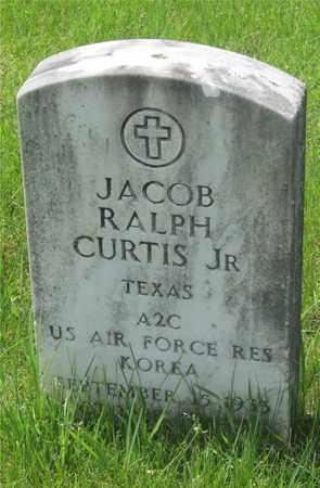 CURTIS, JACOB RALPH - Franklin County, Ohio | JACOB RALPH CURTIS - Ohio Gravestone Photos
