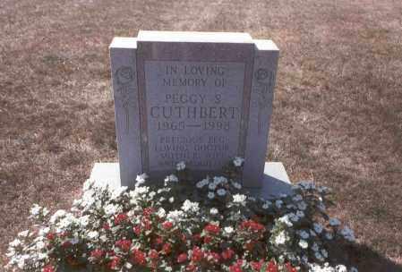 CUTHBERT, PEGGY S. - Franklin County, Ohio | PEGGY S. CUTHBERT - Ohio Gravestone Photos