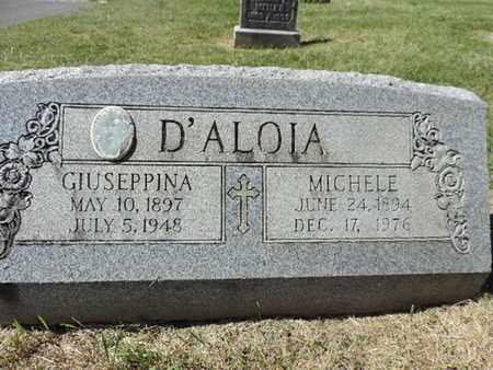 D'ALOIA, MICHELE - Franklin County, Ohio | MICHELE D'ALOIA - Ohio Gravestone Photos
