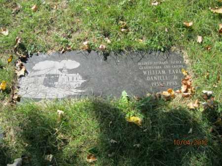 DANIEL, WILIAM EARL JR - Franklin County, Ohio   WILIAM EARL JR DANIEL - Ohio Gravestone Photos