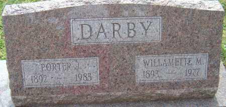 DARBY, WILLIAMETTE - Franklin County, Ohio | WILLIAMETTE DARBY - Ohio Gravestone Photos
