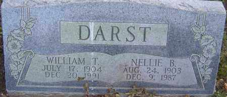 DARST, NELLIE - Franklin County, Ohio | NELLIE DARST - Ohio Gravestone Photos