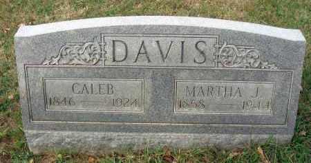 DAVIS, CALEB - Franklin County, Ohio   CALEB DAVIS - Ohio Gravestone Photos