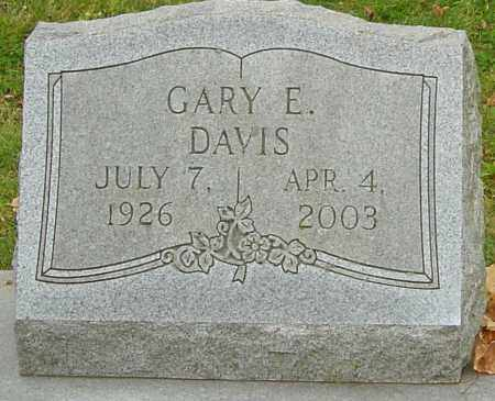 DAVIS, GARY - Franklin County, Ohio | GARY DAVIS - Ohio Gravestone Photos