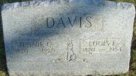 DAVIS, LOUIS F - Franklin County, Ohio | LOUIS F DAVIS - Ohio Gravestone Photos