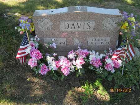 DAVIS, GLADYS - Franklin County, Ohio | GLADYS DAVIS - Ohio Gravestone Photos