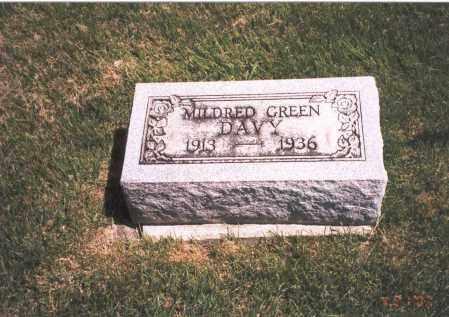 GREEN DAVY, MILDRED - Franklin County, Ohio | MILDRED GREEN DAVY - Ohio Gravestone Photos