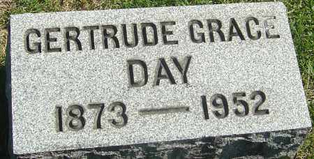 DAY, GERTRUDE GRACE - Franklin County, Ohio | GERTRUDE GRACE DAY - Ohio Gravestone Photos