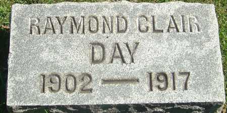 DAY, RAYMOND CLAIR - Franklin County, Ohio | RAYMOND CLAIR DAY - Ohio Gravestone Photos