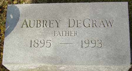 DEGRAW, AUBREY - Franklin County, Ohio | AUBREY DEGRAW - Ohio Gravestone Photos