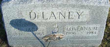 DELANEY, LOVERNA M - Franklin County, Ohio   LOVERNA M DELANEY - Ohio Gravestone Photos