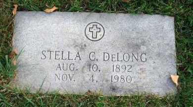 DELONG, STELLA C. - Franklin County, Ohio   STELLA C. DELONG - Ohio Gravestone Photos