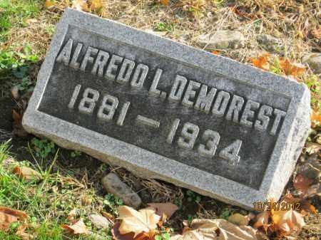 DEMOREST, ALFREDO L - Franklin County, Ohio | ALFREDO L DEMOREST - Ohio Gravestone Photos