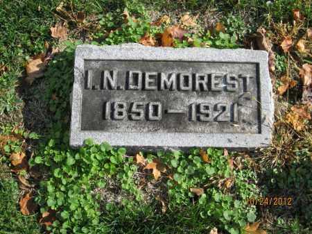 DEMOREST, ISAAC N - Franklin County, Ohio   ISAAC N DEMOREST - Ohio Gravestone Photos