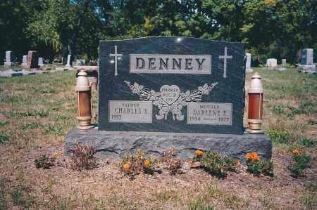 DENNEY, CHARLES - Franklin County, Ohio | CHARLES DENNEY - Ohio Gravestone Photos