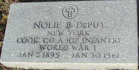 DEPUY, NOLIE B - Franklin County, Ohio   NOLIE B DEPUY - Ohio Gravestone Photos