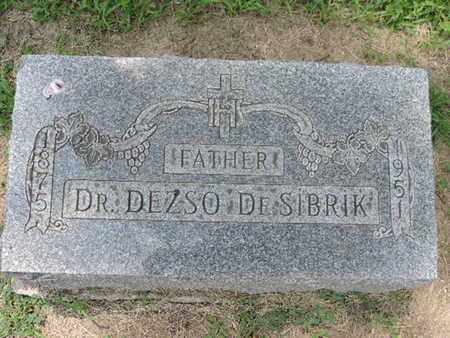 DESIBRIK, DEZSO - Franklin County, Ohio | DEZSO DESIBRIK - Ohio Gravestone Photos