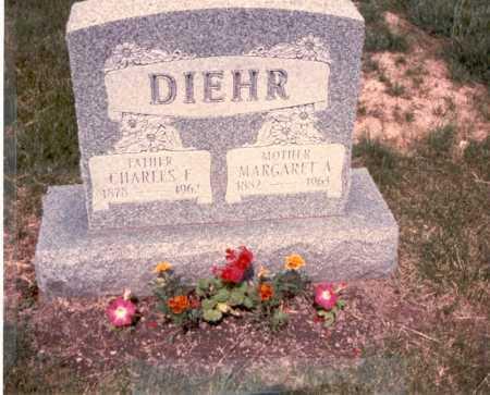 KESSLER DIEHR, MARGARET A. - Franklin County, Ohio | MARGARET A. KESSLER DIEHR - Ohio Gravestone Photos