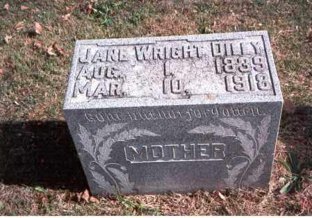 DILEY, JANE - Franklin County, Ohio | JANE DILEY - Ohio Gravestone Photos