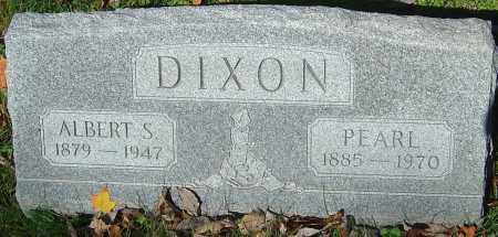 DIXON, PEARL - Franklin County, Ohio | PEARL DIXON - Ohio Gravestone Photos