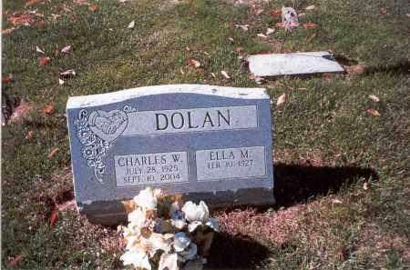 DOLAN, CHARLES W. - Franklin County, Ohio | CHARLES W. DOLAN - Ohio Gravestone Photos