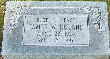 DOLAND, JAMES - Franklin County, Ohio   JAMES DOLAND - Ohio Gravestone Photos