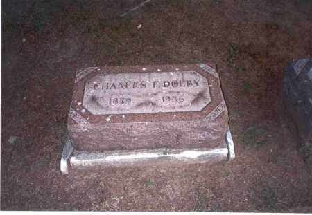 DOLBY, CHARLES F. - Franklin County, Ohio   CHARLES F. DOLBY - Ohio Gravestone Photos