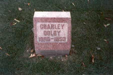 DOLBY, CHARLEY - Franklin County, Ohio | CHARLEY DOLBY - Ohio Gravestone Photos