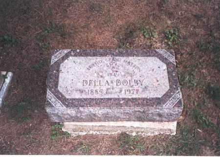 LOWRY DOLBY, DELLA - Franklin County, Ohio | DELLA LOWRY DOLBY - Ohio Gravestone Photos