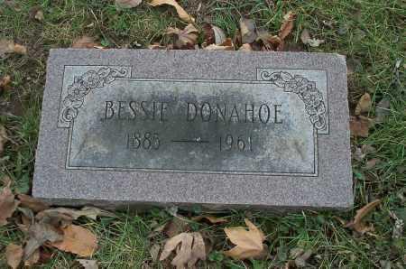 BORROR DONAHOE, BESSIE - Franklin County, Ohio | BESSIE BORROR DONAHOE - Ohio Gravestone Photos