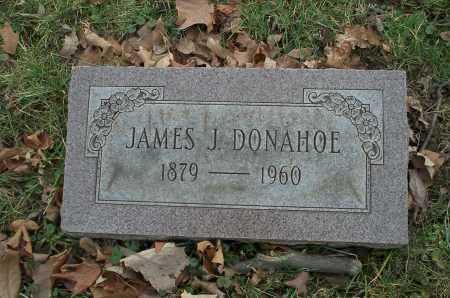 DONAHOE, JAMES JOSEPH - Franklin County, Ohio | JAMES JOSEPH DONAHOE - Ohio Gravestone Photos