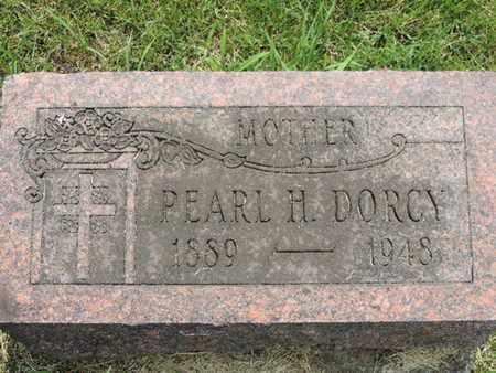 DORCY, PEARL H. - Franklin County, Ohio | PEARL H. DORCY - Ohio Gravestone Photos