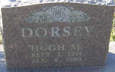 DORSEY, HUGH M - Franklin County, Ohio | HUGH M DORSEY - Ohio Gravestone Photos