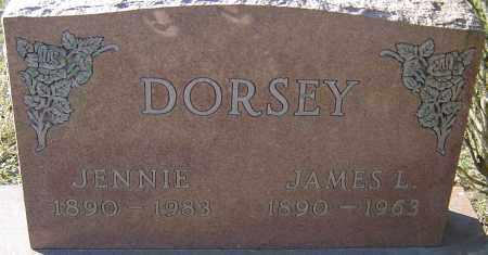 DORSEY, JAMES L - Franklin County, Ohio | JAMES L DORSEY - Ohio Gravestone Photos