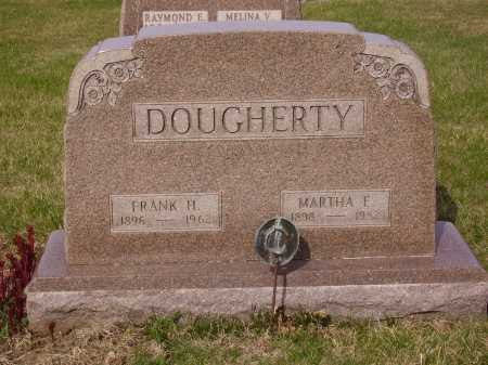 DOUGHERTY, MARTHA F. - Franklin County, Ohio | MARTHA F. DOUGHERTY - Ohio Gravestone Photos