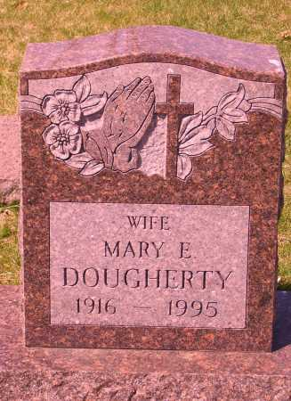 CLARK DOUGHERTY, MARY E. - Franklin County, Ohio | MARY E. CLARK DOUGHERTY - Ohio Gravestone Photos