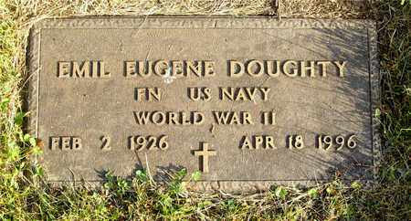 DOUGHTY, EMIL EUGENE - Franklin County, Ohio | EMIL EUGENE DOUGHTY - Ohio Gravestone Photos