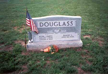 DOUGLASS, ALVA (JAKE) - Franklin County, Ohio | ALVA (JAKE) DOUGLASS - Ohio Gravestone Photos