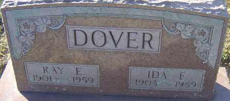 DOVER, IDA - Franklin County, Ohio | IDA DOVER - Ohio Gravestone Photos