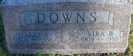 DOWNS, VIRA B - Franklin County, Ohio | VIRA B DOWNS - Ohio Gravestone Photos