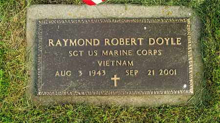 DOYLE, RAYMOND ROBERT - Franklin County, Ohio | RAYMOND ROBERT DOYLE - Ohio Gravestone Photos