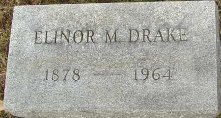 DRAKE, ELINOR M - Franklin County, Ohio | ELINOR M DRAKE - Ohio Gravestone Photos