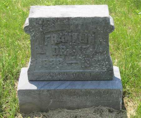 DRAKE, FRANK - Franklin County, Ohio   FRANK DRAKE - Ohio Gravestone Photos