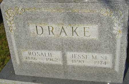 DRAKE, ROSALIE - Franklin County, Ohio   ROSALIE DRAKE - Ohio Gravestone Photos