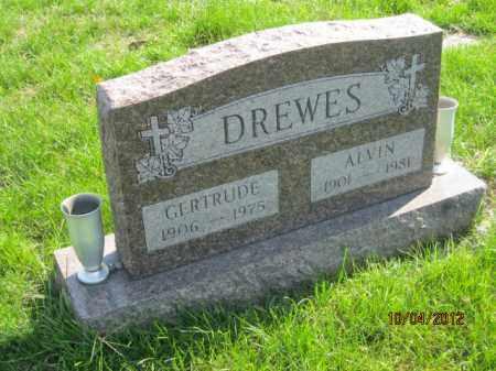 DREWES, REV. ALVIN L - Franklin County, Ohio | REV. ALVIN L DREWES - Ohio Gravestone Photos