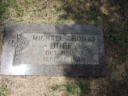DUFFY, MICHAEL THOMAS - Franklin County, Ohio | MICHAEL THOMAS DUFFY - Ohio Gravestone Photos